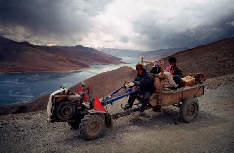 Tibet - Fahrzeuge