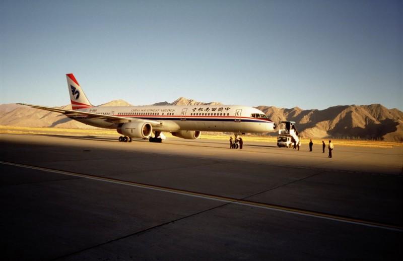 Lhasa Flughafen
