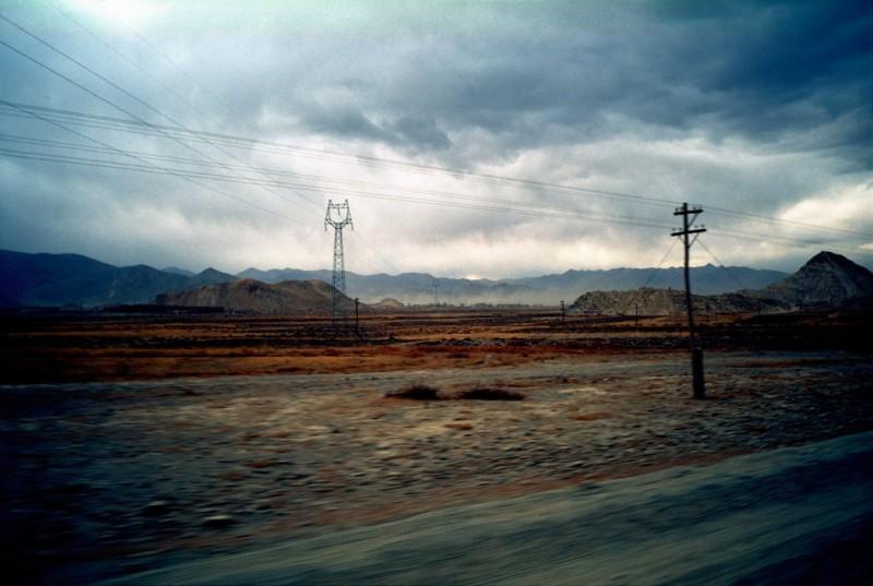 Tibet - Straße