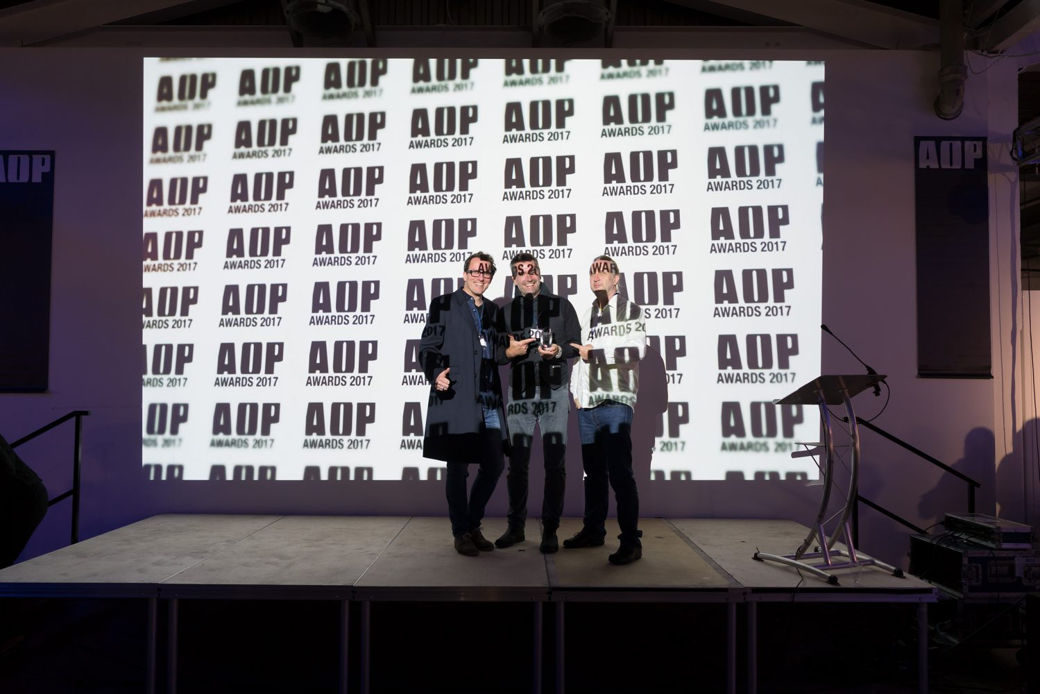 AOP Award 2017 in London