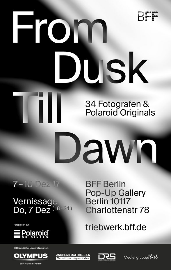 BFF Triebwerk Berlin 2017 - From Dusk Till Dawn