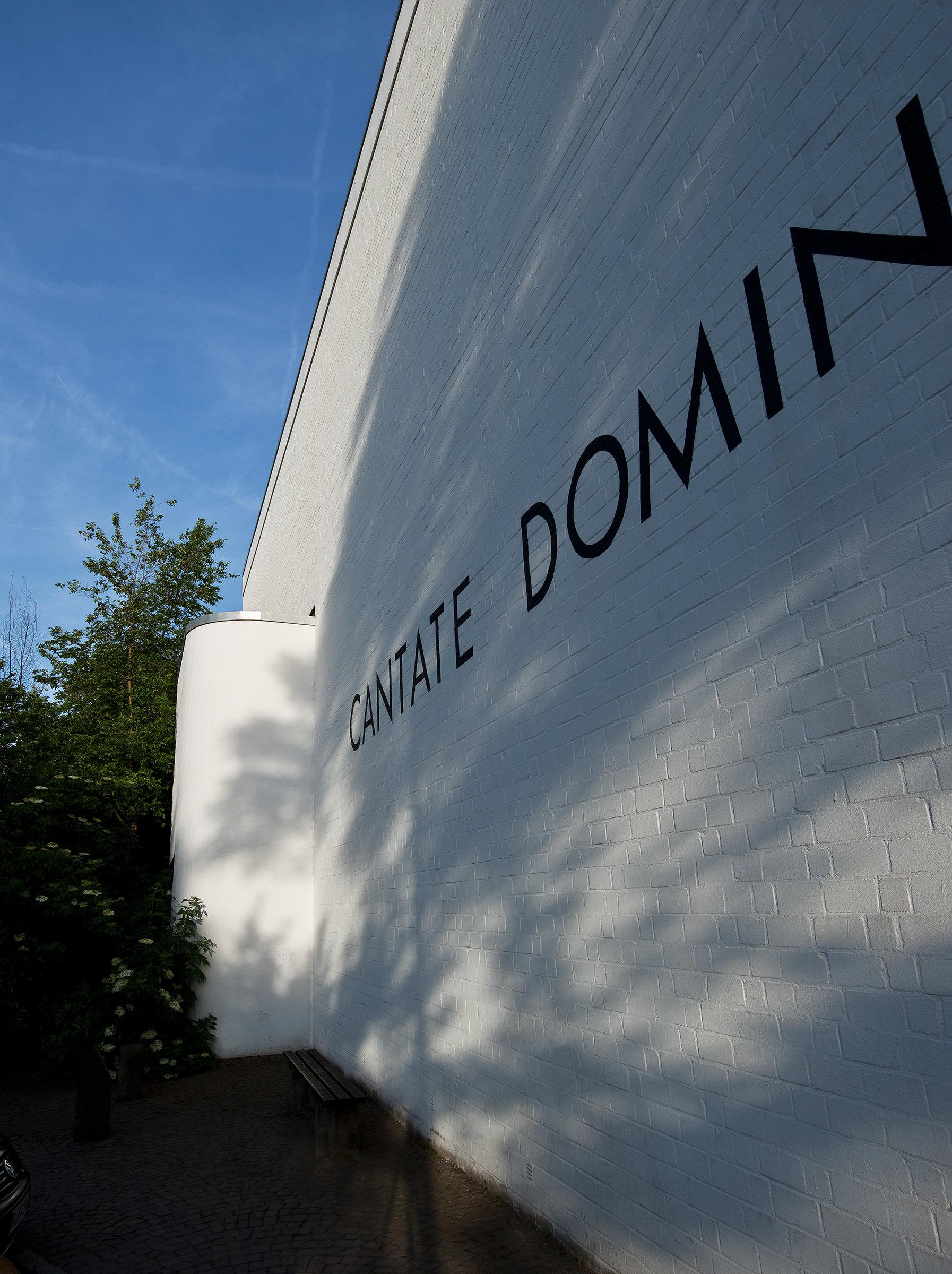 Cantate Domino - Tassilo Sittmann und Walter Schwagenscheidt