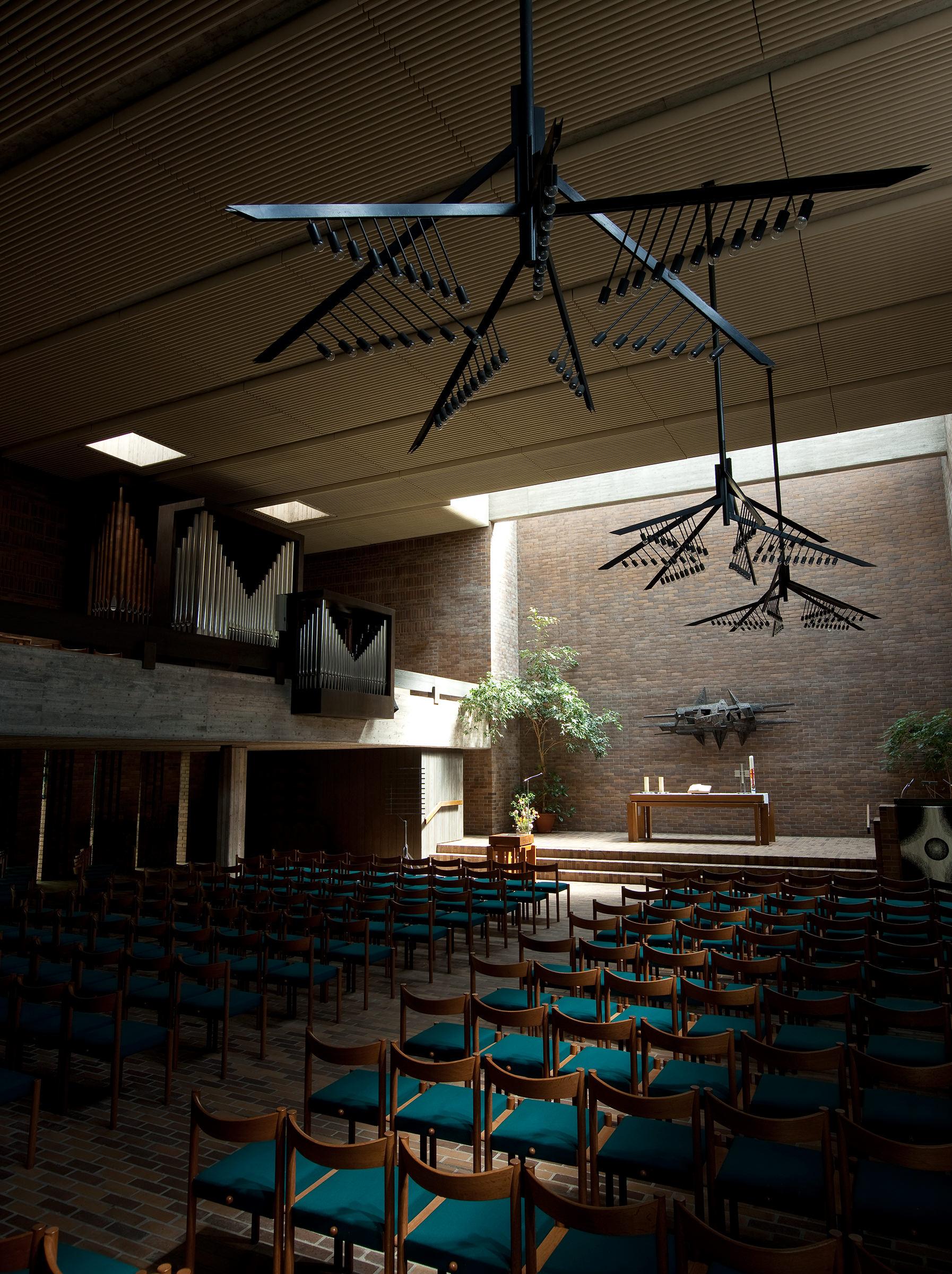 Gethsemane Kirche - Hans Georg Heimel