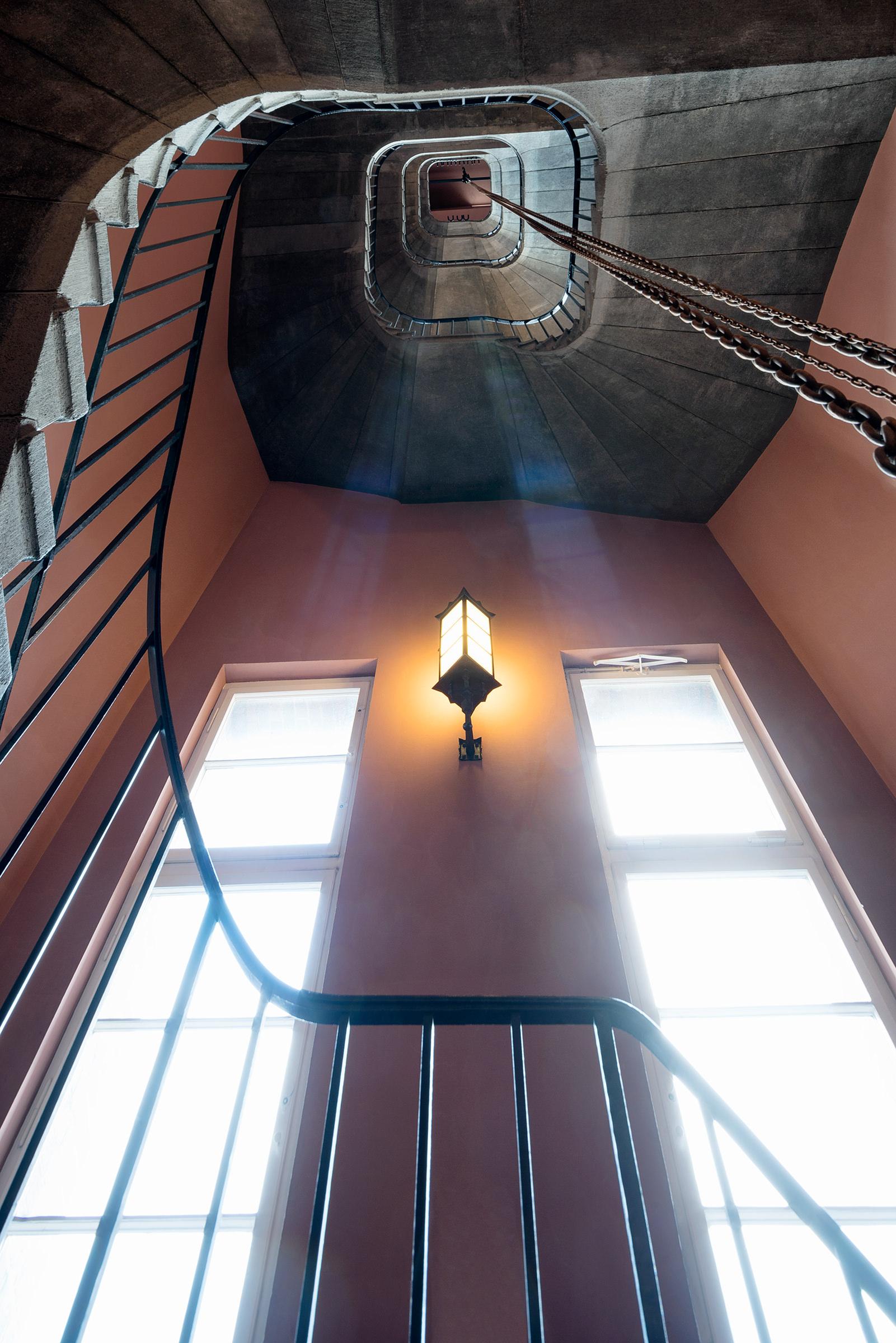 Ullsteinhaus Berlin Architektur