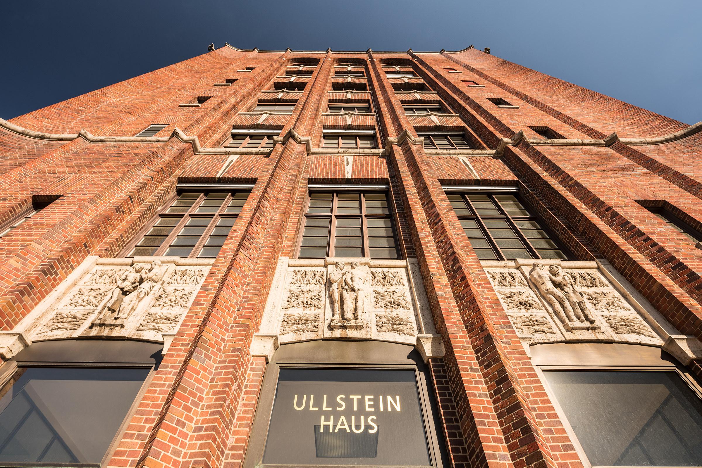 Ullsteinhaus Berlin Denkmal