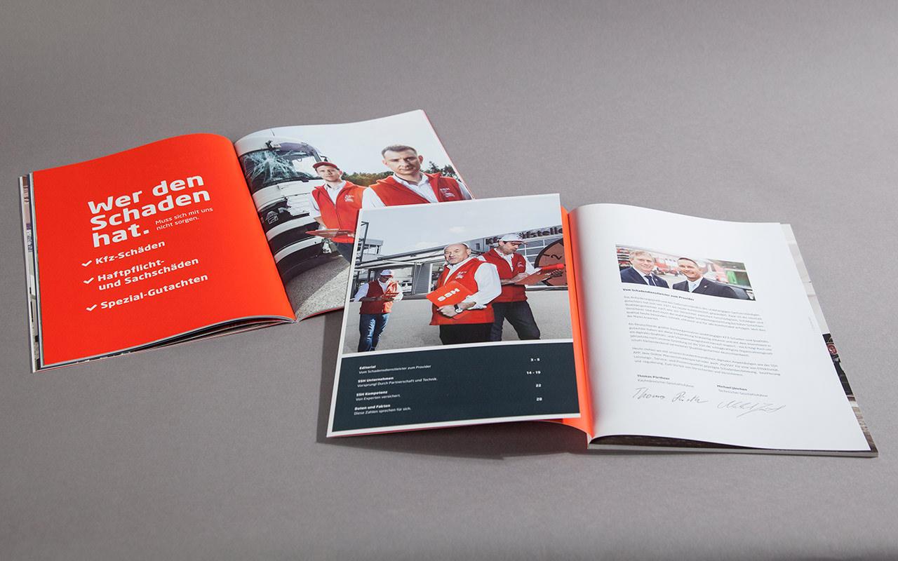 SSH Broschüre