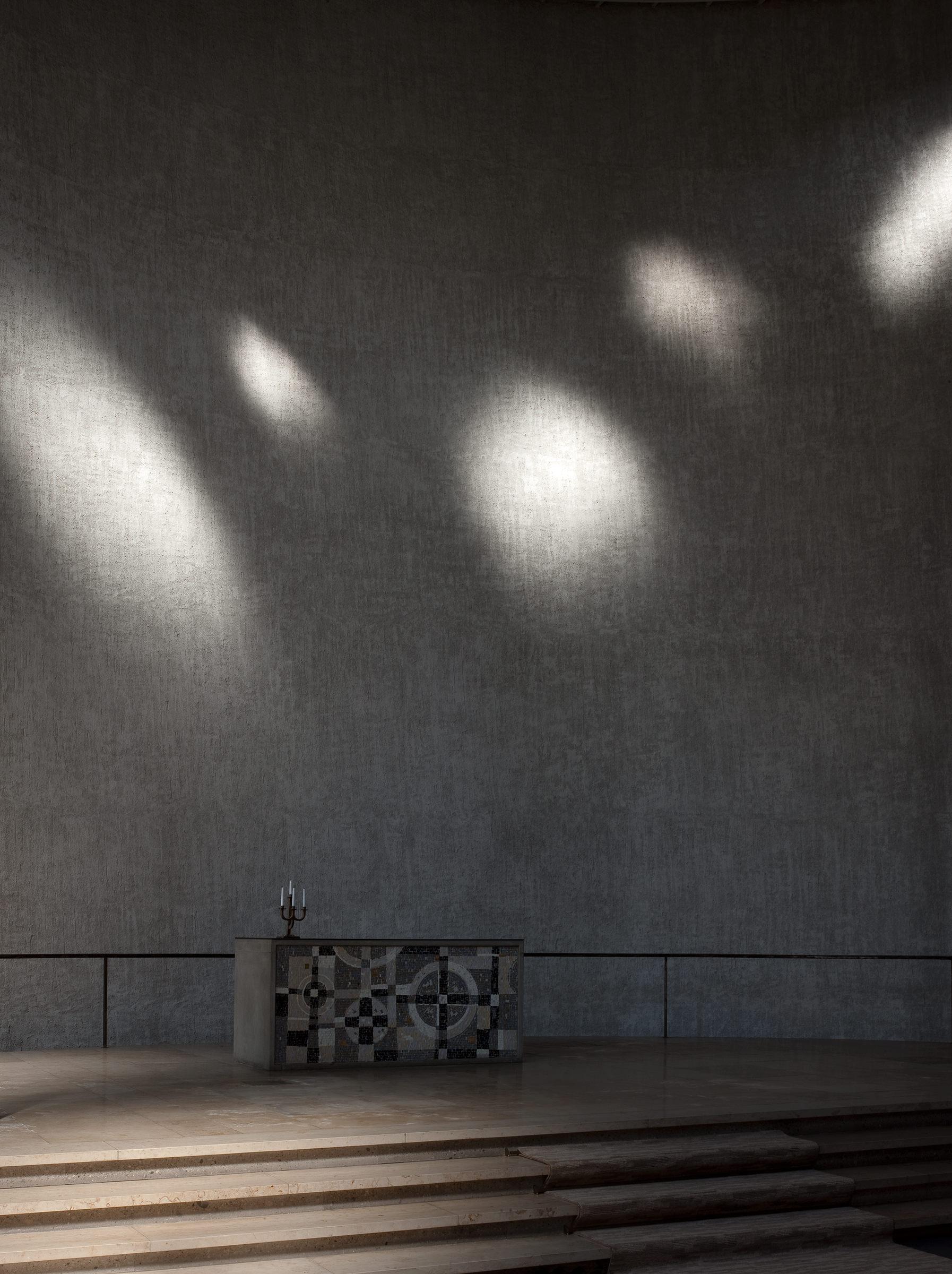 Weihehalle Frankfurt - Alfred Schild