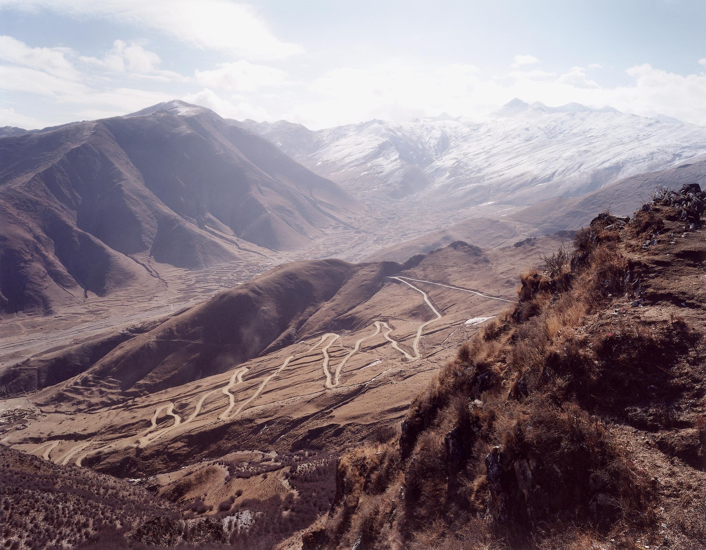 Tibet Strasse