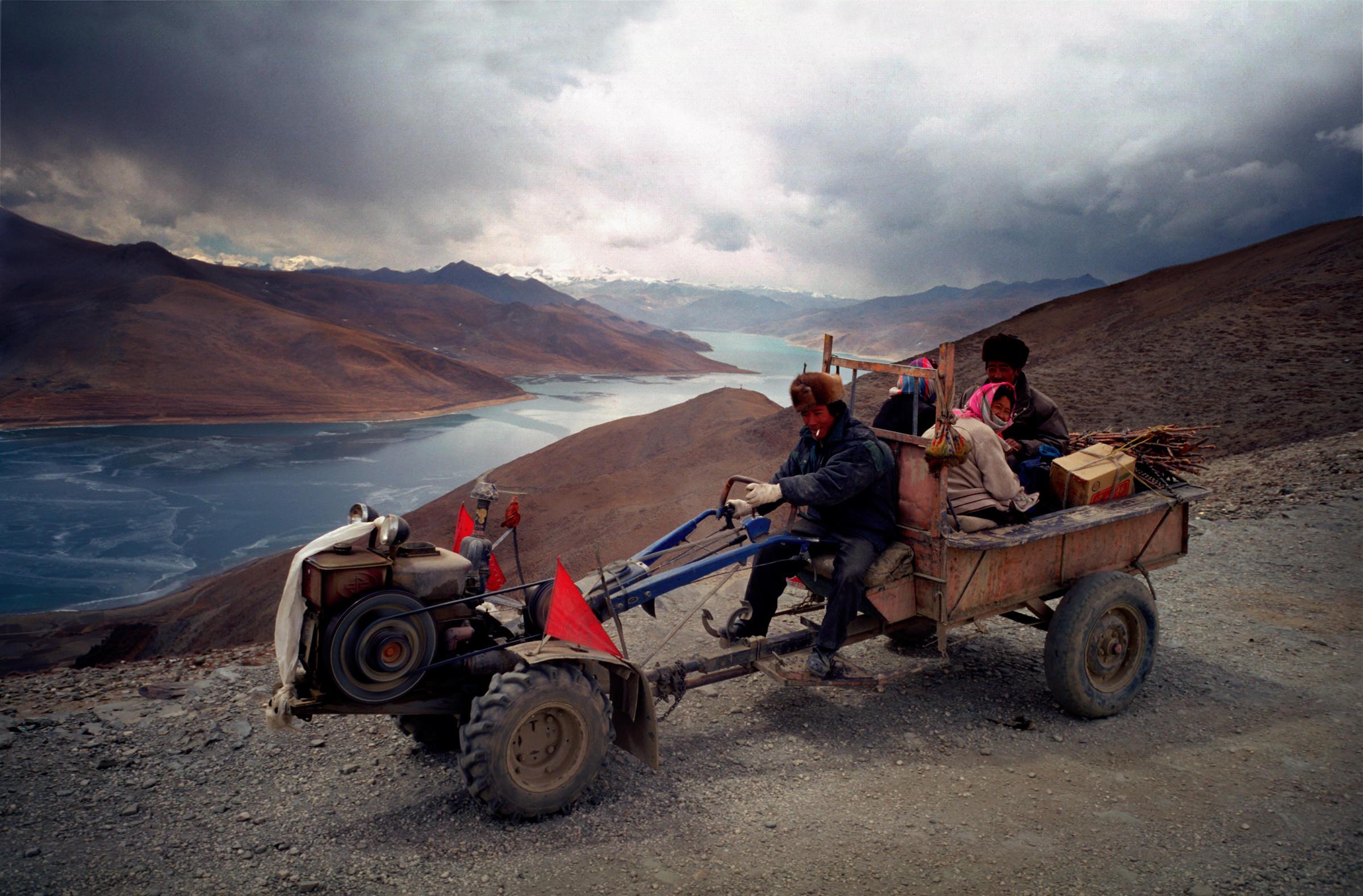 Automobil Tibet