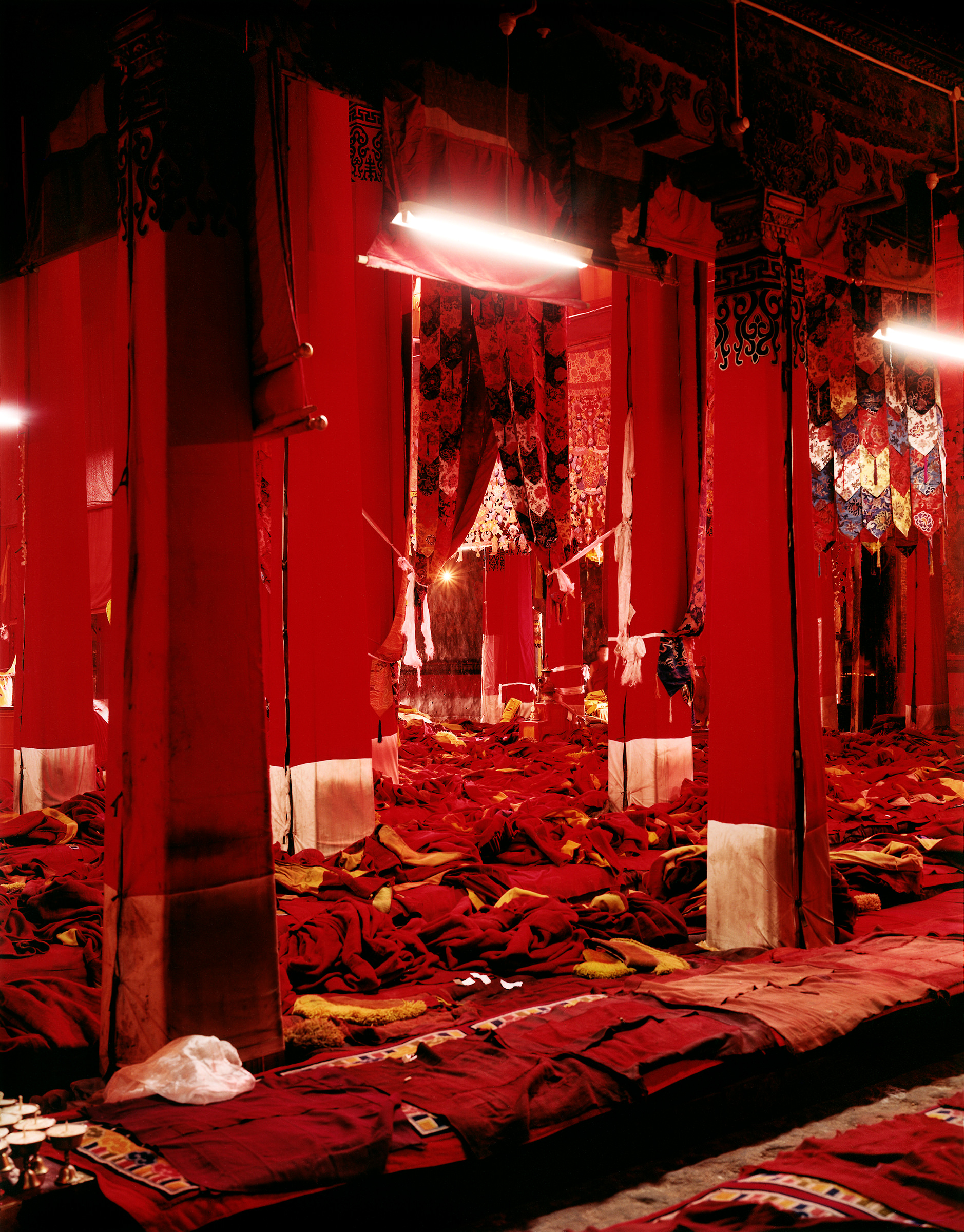 Kloster Tibet